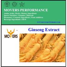 Extrait de ginseng naturel pur (Ginsenosides)