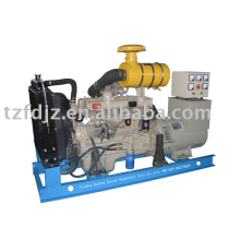 Four-Cylinders, Water-Cooled Series Diesel Generator