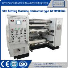 Film plastique Slittng machines