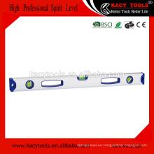 KC-37027 inteligente nivel de alcohol de precisión 1.0mm / m