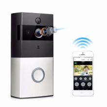 двухстороннее аудио домофон кольцо Pro WiFi беспроволочный видео-дверной звонок с перезвоном приемник