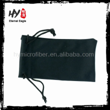 all purpose logo print microfiber bag(cell phone pouch),cheap pencil pouches,cool soft sunglasses case