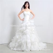 Crystal beaded wedding dress deep v neck floor length sexy lace wedding dress patterns