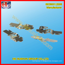 Nickelé poli en laiton Contact (HS-BC-015)
