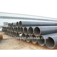 Astm a53 a106 tubo de hormigón de gran diámetro