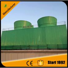 JIAHUI bon effet de refroidissement et économiser de l'énergie frp 1000 tour de refroidissement industriel