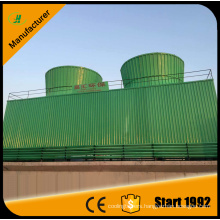 JIAHUI good cooling effect and save energy frp 1000 ton industrial cooling tower