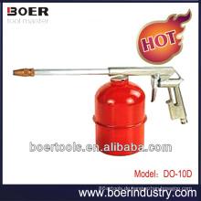 Luftwaschpistole mit Topf Luftreinigungspistole mit rotem Topf