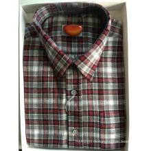 Baumwoll Flanell Stoff Business Shirt