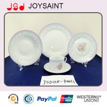 Porcerlain Tableware Set for Home Hotel Use
