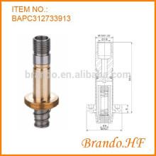 AC DC Voltage Cryogenic Solenoid Valve Solenoid Armature