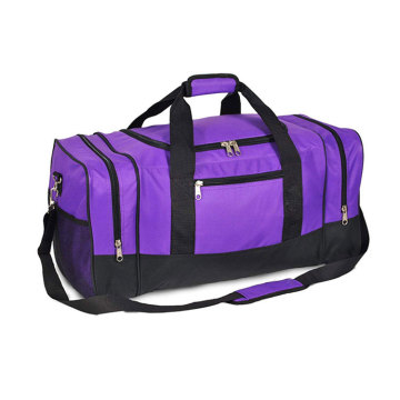 Conjunto impermeable transparente Big Bag para viaje