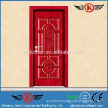 JK-MW9001 2014 modern melanine wood door designs