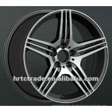 YL966 rodas de liga elegante para carros