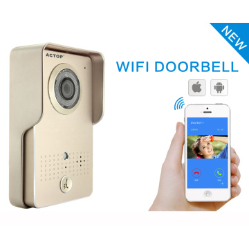 هاتف ذكي WIFI IP Video Door