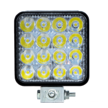 Barra de luz LED 48w Barra de luz LED de trabajo