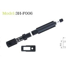 Flush bolt series Fission plastic