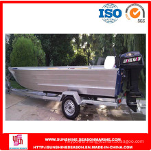 Pop Aluminium Boat, Clean and Durable (VL16)