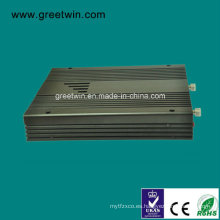 20dBm Lte800 + 900 + 1800 Reforzador del teléfono celular / repetidor de la tri banda (GW-L8GD)