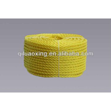 cuerda de monofilamento amarillo / rojo / negro pp