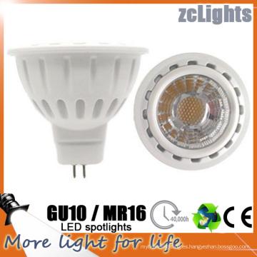6W Gu5.3 LED Spot luz LED lámpara (MR16-A6)