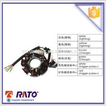 2016 produtos 6 pólos motocicleta peça sobressalente magnet stator bobina