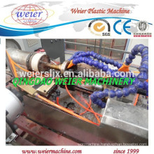 oil tube/electric wire protective spiral tubes machine line