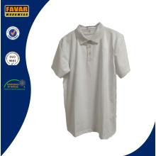 100 % Baumwolle hoher Qualität Großhandel Bulk Plain weißen Polo-Shirts für Männer