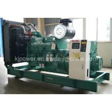 Conjunto de gerador de diesel Cummins de 500kVA com caldeirão silencioso (KTA19-G4)