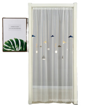 magnetic mosquito net for door with strong magnets to keep fly bug out magnetic screen door