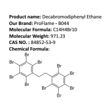 Decabromodifenil Ethane-Fire MSDS