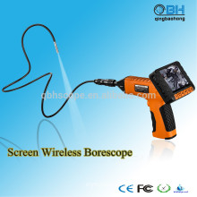 3.5 inch TFT monitor video snake endoscope borescope camera 3mm industrial endoscope