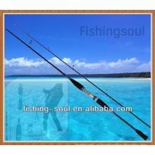 SPR008 valiente caña de pescar spinning