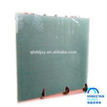 Sicherheit klar gefärbt gebogenes Hartglas für den Bau