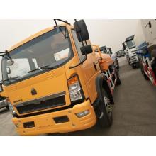 SINOTRUK 6M3 290hp Sewage Suction Truck