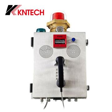 Sistema de alarme de segurança Fire Telephone Knzd-41 Kntech