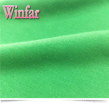 Polyester Solid Dye Single Jersey Strick Polyester Stoff