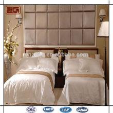 100 Baumwolle Plain White Bettwäsche Set Großhandel Hotel Versorgung