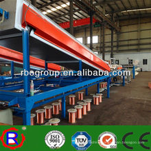 40H annealing machine for tubular heater