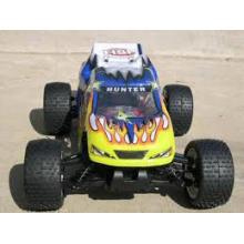 Forme el coche teledirigido eléctrico del juguete del juguete RC del PVC para los niños