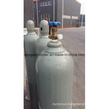 99.999% Helium Gas Filled in 40L Cylinder, Filling Pressure: 150bar
