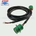 Conjuntos de cabos SAE J1939M a J1939P