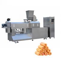 Máquina de comida de salgadinhos de cereais para recheio de caroço