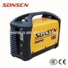 Portable IGBT inverter mma welder arc electrode welding machine