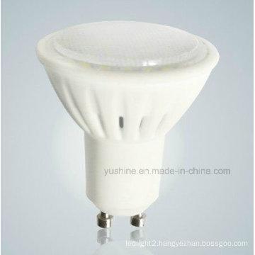 7W LED GU10 with Ceramic Housing