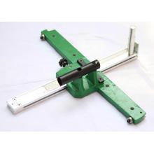 Cortador plástico da tira de assoalho do aparamento das ferramentas da instalação do revestimento do PVC