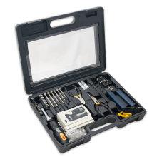 Kit de Ferramentas de Instalação de Rede de Computadores com Testador de Cabo Multi-Módulo
