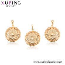 64796 xuping national elements fashion costume jewelry set for women