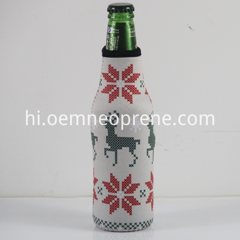 Beer coolers sleeve