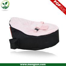 velvet baby beanbag chairs/baby sofa bed waterproof